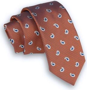 Brązowy krawat Alties