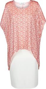Sukienka Fokus w stylu casual midi