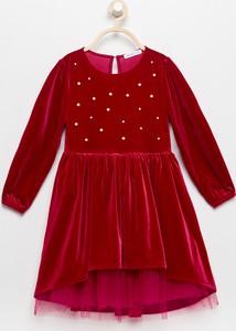 Sukienka dziewczęca Reserved z tiulu