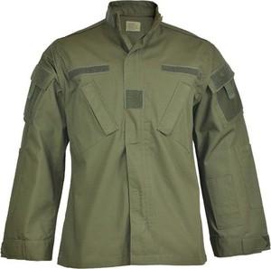 Zielona bluza Teesar z bawełny