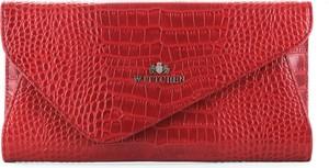 Czerwona torebka Wittchen do ręki mała