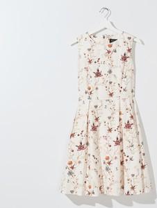 Sukienka Mohito bez rękawów z bawełny w stylu casual