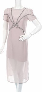 Sukienka Oasis z krótkim rękawem