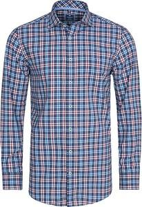 Koszula Redmond z długim rękawem w stylu casual z bawełny