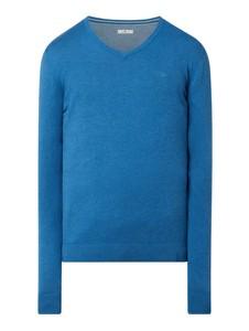 Sweter Tom Tailor w stylu casual z bawełny