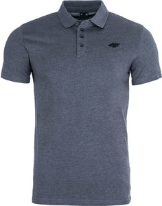 Koszulka polo 4F z krótkim rękawem w stylu casual
