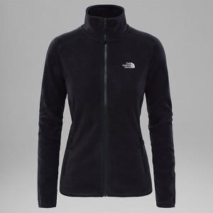 Bluza The North Face w sportowym stylu z dzianiny krótka