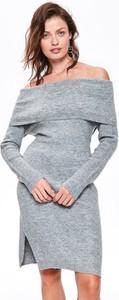 Sukienka Top Secret hiszpanka mini w stylu casual
