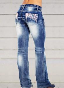 Niebieskie jeansy Sandbella