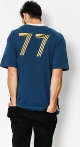 T-shirt Brixton z krótkim rękawem