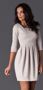 Sukienka Figl w stylu casual z długim rękawem mini