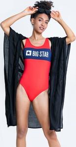 Czarny strój kąpielowy Big Star