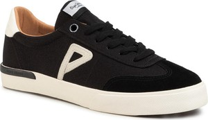 Pepe Jeans Sneakersy North Summer PMS30633 Czarny