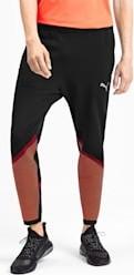 Spodnie sportowe Puma z tkaniny