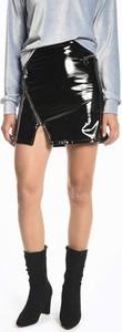 Czarna spódnica Gate w stylu casual mini