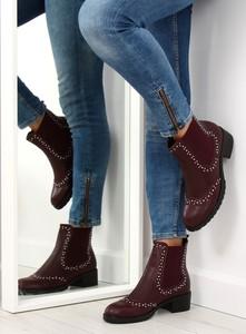 b86d23bafdaf88 buty z ćwiekami płaskie - stylowo i modnie z Allani
