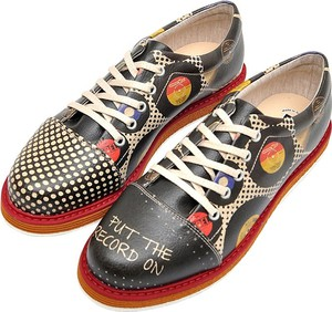 Sneakersy Dogo sznurowane