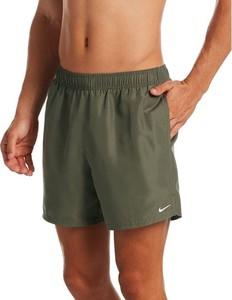 Zielone spodenki Nike Swim