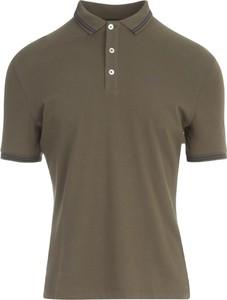 Koszulka polo Emporio Armani z krótkim rękawem