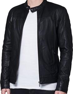 Czarna kurtka Goosecraft w stylu casual