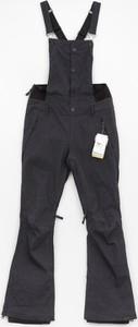 Granatowe spodnie sportowe Roxy z neoprenu