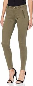 Zielone spodnie amazon.de w stylu casual