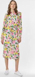 Sukienka Essentiel Antwerp koszulowa midi