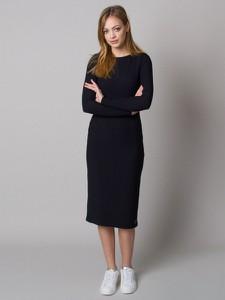 Sukienka Willsoor z długim rękawem
