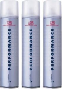 Wella Performance - Spray mocny 500ml x3 - Wysyłka w 24H!