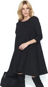 d2bd57c40a sukienka trapezowa 46 - stylowo i modnie z Allani