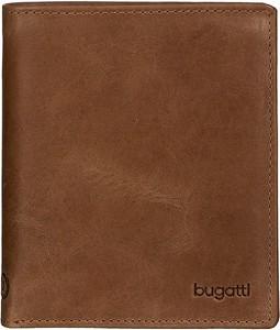 6fb5284a9569b Portfel męski Bugatti ze skóry