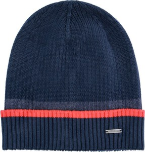 Niebieska czapka Boss Athleisure