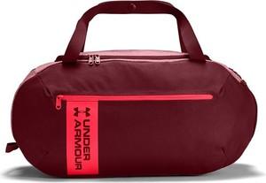 Czerwona torba podróżna Under Armour