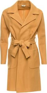 Pomarańczowy płaszcz Liu-Jo
