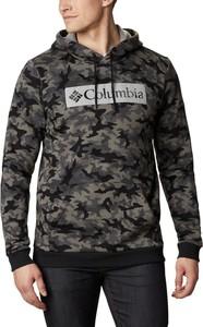 Bluza Columbia w sportowym stylu z bawełny