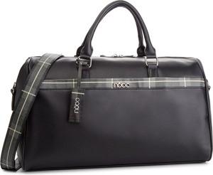 Czarna torba podróżna NOBO