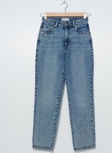 Jeansy House z jeansu