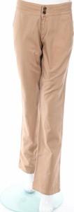 Brązowe spodnie Cocolatte w stylu retro
