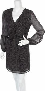 Sukienka Le temps des cerises w stylu casual mini z długim rękawem