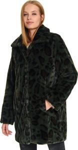 Zielony płaszcz Top Secret