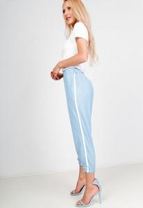 Spodnie Zoio z dresówki w sportowym stylu