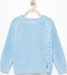de406eeb7c Niebieski sweter Reserved
