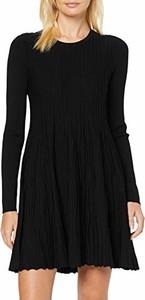 Sukienka amazon.de z długim rękawem mini w stylu casual