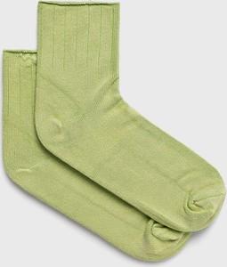 Zielone skarpetki Soxo