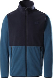Bluza The North Face w sportowym stylu z polaru