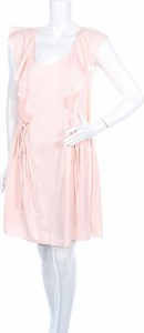 Różowa sukienka French Connection mini