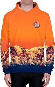 Bluza Power Canvas z bawełny w młodzieżowym stylu