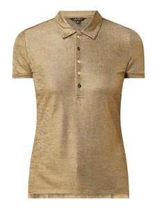 Bluzka Ralph Lauren z dekoltem w kształcie litery v w stylu casual