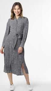 Niebieska sukienka S.Oliver Black Label w stylu casual