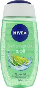 Nivea Lemongrass & Oil Żel Pod Prysznic 250Ml